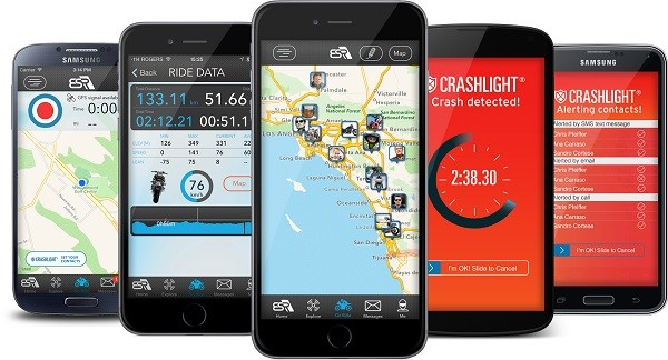 Eat Sleep Ride App